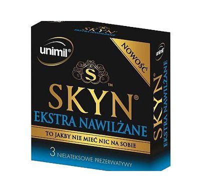 Skyn Extra lubricated 3ks