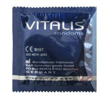 Vitalis Sensation/Ribbed and dotted 1ks